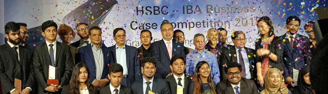 HSBC IBA Business Case Competition 2018